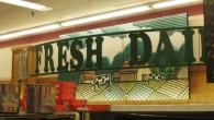Fresh Dairy Department