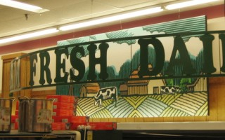 Fresh Dairy Department