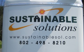 Vehicle Lettering – Sustainable Solutions