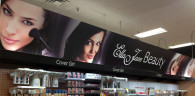 Store Signage – Beauty Department