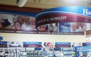 Store Signage – Pharmacy