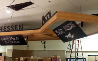 Store Signage – Deli/Pizza Unit