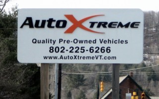 Auto Xtreme – Industrial Sign