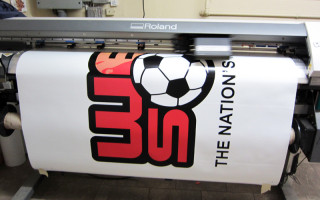 Digital Print – We Got Soccer Banner