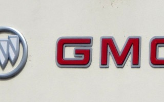 GMC Car Dealership – Industrial Sign