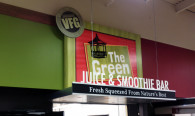 The Green – Juice and Smoothie Bar